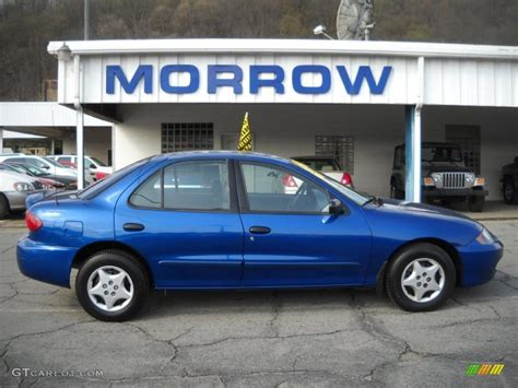 2004 arrival blue metallic chevrolet cavalier sedan 28092260 gtcarlot car color galleries
