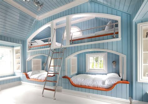 cool bedroom decorating ideas cool kids bunk beds with slide boy be waplag excerpt