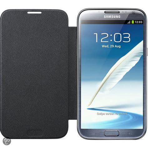 Flip Cover Samsung Galaxy 2 bol samsung flip cover voor de samsung galaxy note 2
