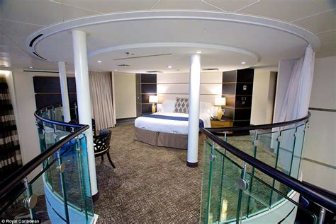 Quantum Of The Seas Interior by Check Out The 1600 A Two Storey Suite Inside The