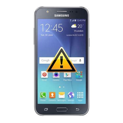 Kamera Samsung J5 samsung galaxy j5 2015 vordere kamera reparatur