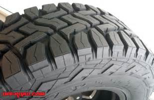 Toyo All Terrain Truck Tires Review Toyo Tires Open Country R T Truck And Suv Tire