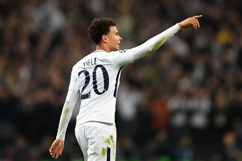 dele alli davies out and dier in strongest 3 4 2 1 tottenham