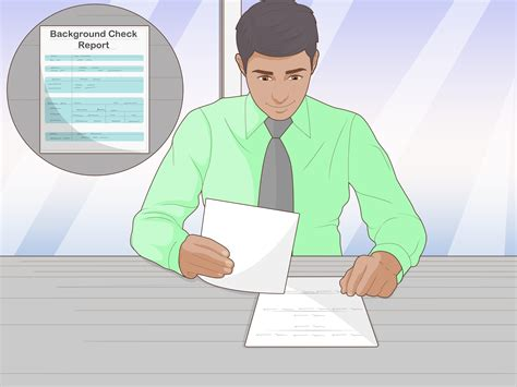 how to pass a background check with a felony how to pass a background check 12 steps with pictures