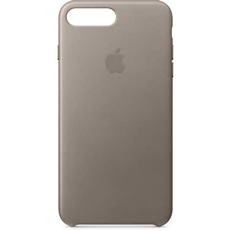 h iphone 7 plus apple iphone 7 plus 8 plus leather taupe mqhj2zm a b h