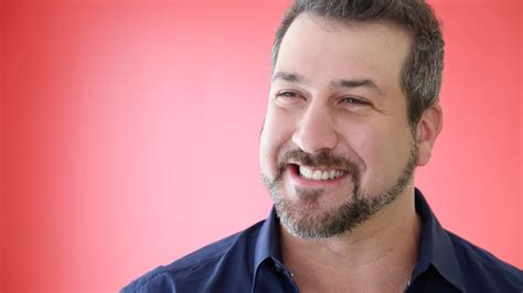 joey futon joey fatone s letter to one direction everything is about