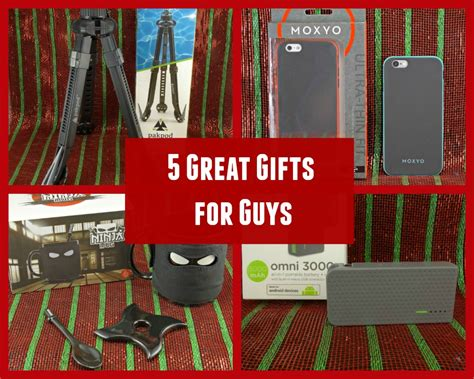 cool gifts for guys 5 great gifts for guys gift ideas for the in your