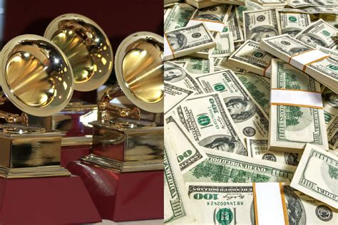 How Much Money Do You Win In The Masters - how much money do stars make if they win a grammy money nation