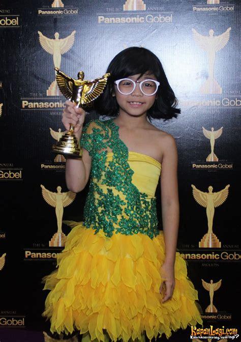 Model Rambut Novita Dewi X Factor by Kostum Unik Cinta Kuya Bintang Cilik Favorit Pga 2013