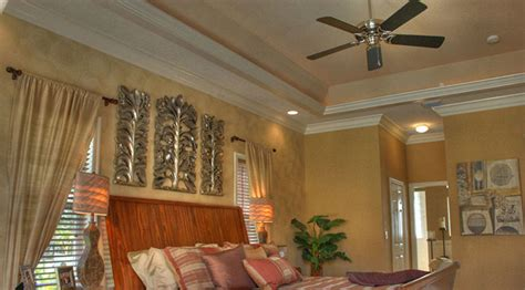 How To Make A Tray Ceiling With Crown Molding Tray Ceiling With Crown Moulding Rjm Custom Homes