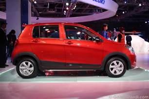 new car maruti celerio maruti celerio x cross price launch specifications