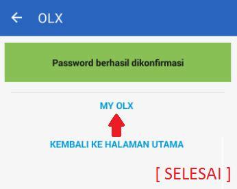 membuat iklan di android cara mudah buat akun olx co id lewat android untuk