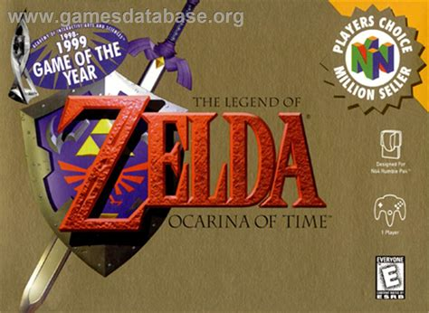 the legend of ocarina of time legendary edition the legend of legendary edition nintendo 64 ocarina of time