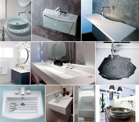 Asli Talenan Wastafel 2 In 1 Unik contoh model wastafel kaca kamar mandi minimalis unik rumah minimalis