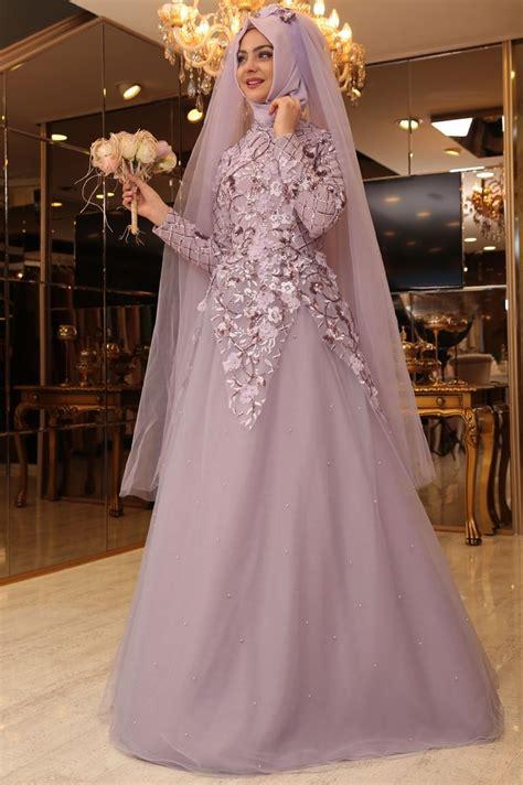 Gaun Mermaid Putih Baju Pengantin Berhijab Wedding Gown New Gaun Pengantin Untuk Berhijab Gaun Pengantin Untuk