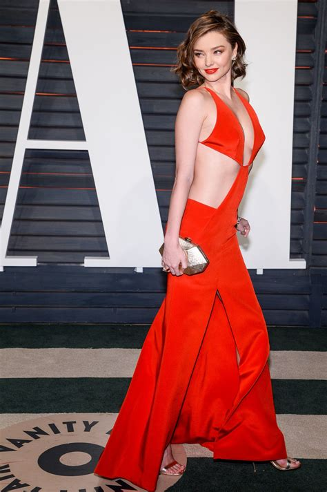 miranda kerr vanity fair oscar 2016 in beverly
