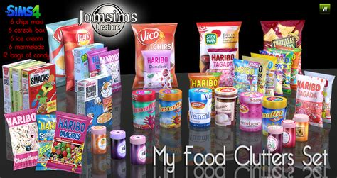 sims 4 food clutter my sims 4 blog 02 11 16