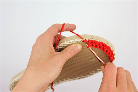 latex cut tutorial crochet espadrilles with flip flop soles free pattern