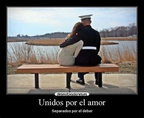 imagenes de amor a distancia de militares unidos por el amor desmotivaciones