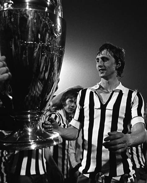 Ajax took the European Cup over Juventus in 1973. | Foto