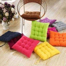 Almofada Futon 40x40 by Dining Chair Seat Pads Ebay
