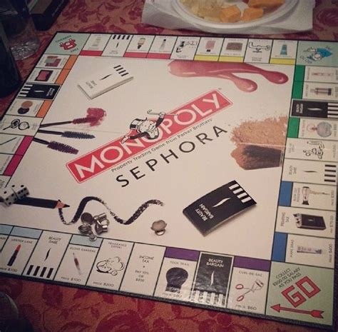 Sephora Monopoly by 48 Best