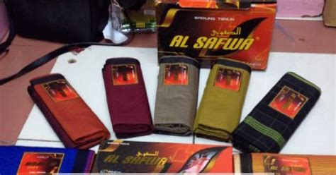 Sarung Cap Manggis Sarung Tenun Al Safwa Motif New Designs Distributor