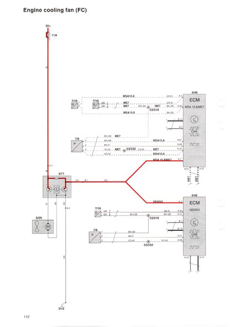 volvo s80 t6 engine diagram