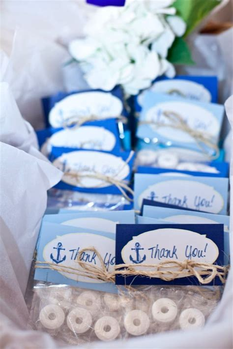 nautical themed baby showers best 20 nautical favors ideas on anchor