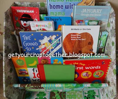 diy children s bookcase get your crap together