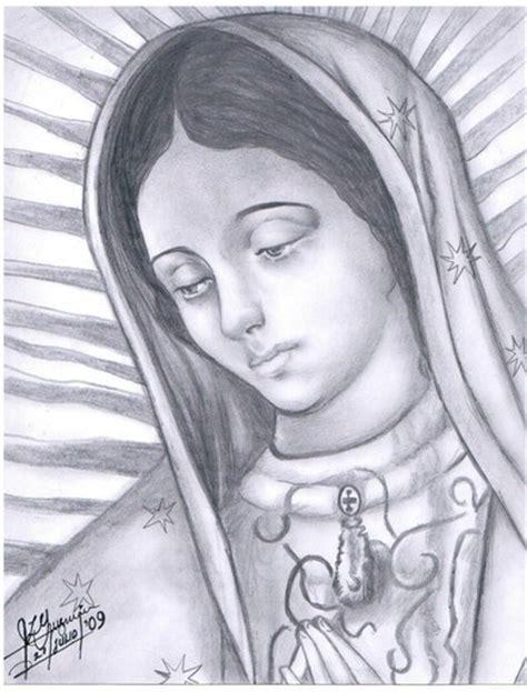 imagenes para dibujar a la virgen de guadalupe las manos magicas obra drawing figurative realism