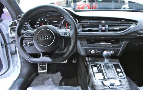 Rs7 Interior by Car Picker Audi Rs7 Interior Images