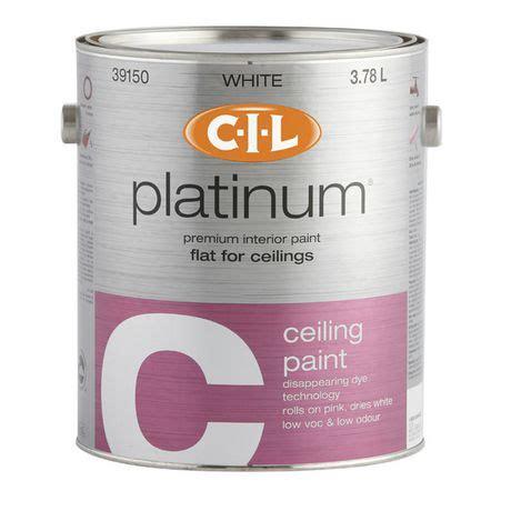 Cil Platinum 2n1 Ceiling Paint Walmart Ca Walmart Ceiling Paint