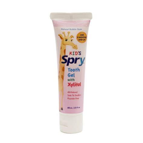Jual Pasta Gigi Bayi pasta gigi odol bayi spry pasta gigi dengan xylitol