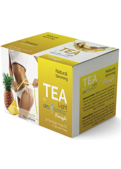 Fit Tea Detox Walmart by Pineapple Detox Tea