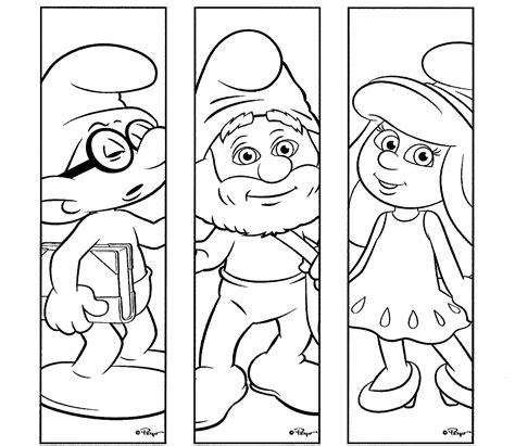 dibujos infantiles para colorear e imprimir dibujos de los pitufos para colorear pitufos imprimir gratis