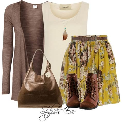 trendy polyvore combinations  fallwinter fashionsycom