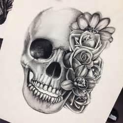 Skulls and roses the flowers the skulls crazy skulls skulls baby skull