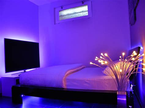 neon bedroom lights ideas for decorating and pictures