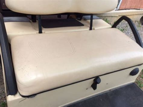 club car seat bottom purchase club car ds g e seat bottom assembly 2000 up