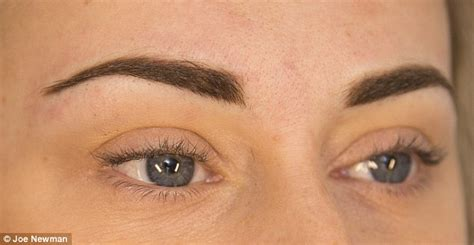 tattoo eyebrows daily mail tattoo numbing cream how to select the most effective