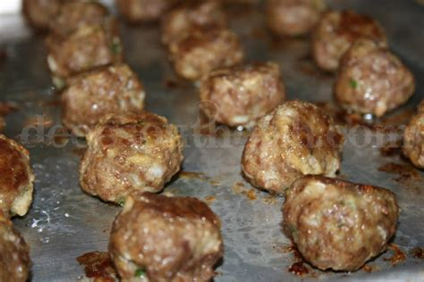 Handmade Meatballs - south dish basic meatballs
