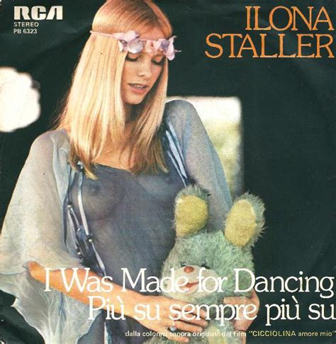ultimo film di moana ilona staller i was made for dancing vinyl at discogs