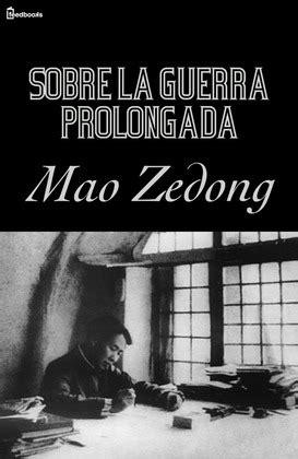 """Sobre La Guerra Prolongada"" - libro de Mao Tse Tung - año"