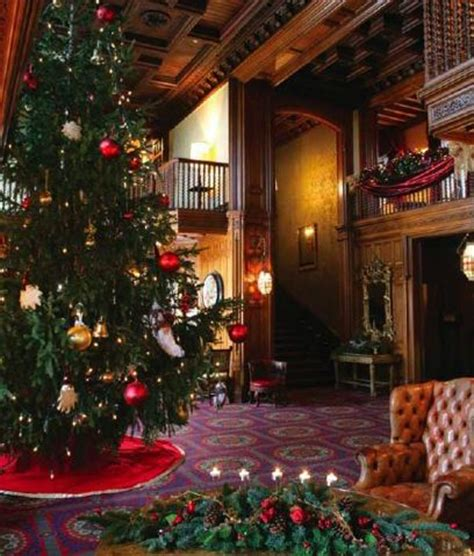 what do i need to decorate christmas this is what i want to do for tree and decorations in ashford castle