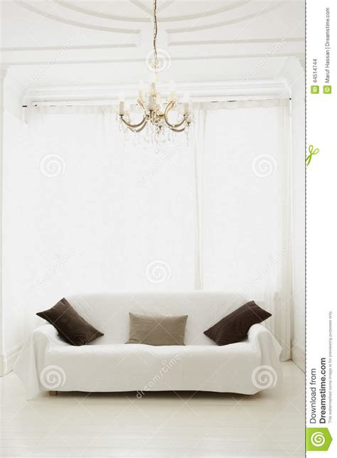 Living Room Showpiece by Modern Fireplace With Showpiece Stock Image