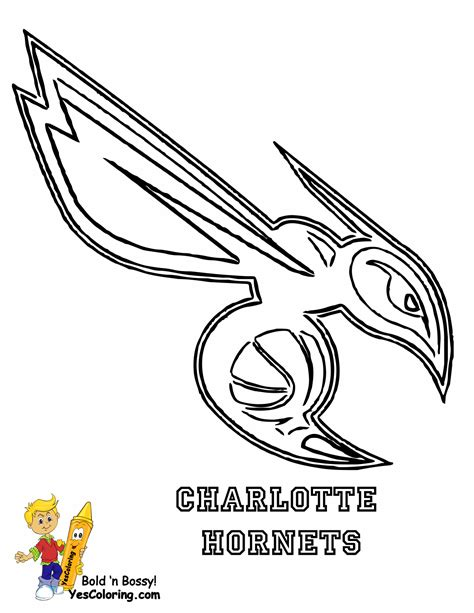 Nba Hornets Coloring Pages | buzzer beater basketball coloring sheets nba basketball