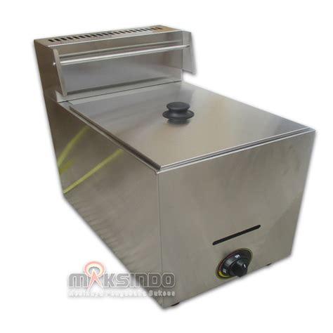 Jual Freezer Second Semarang jual mesin gas fryer mks 7l di semarang toko mesin