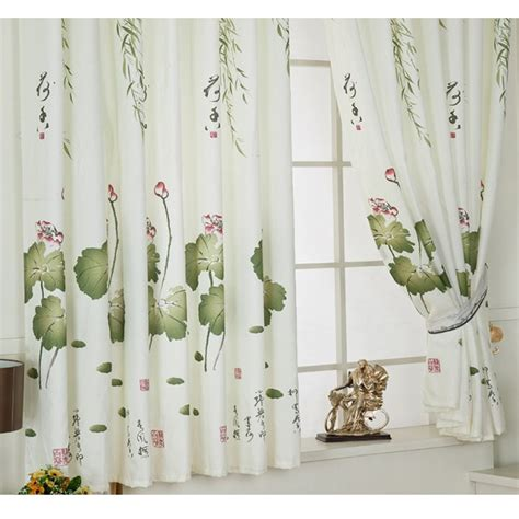 sheer panel curtains on sale aliexpress com buy 2015 hot sale 1m 2m lotus voile
