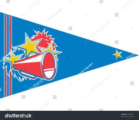 banner shutterstock cheerleader sports banner stock vector 79588621 shutterstock
